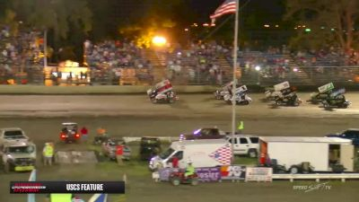 Feature Replay | USCS Sprints at Riverside 5/30/20