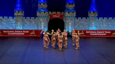 Studio L Dance Co. - Varsity [2021 Senior - Contemporary/Lyrical Semis] 2021 UDA National Dance Team Championship