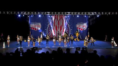 Forney High School [2021 Game Day Large Varsity Finals] 2021 NCA High School Nationals