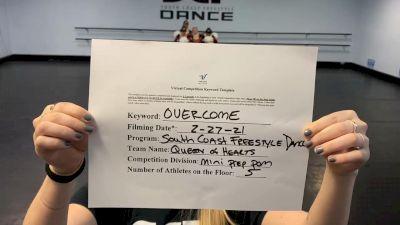 South Coast Freestyle - South Coast Freestyle [Mini - Prep - Pom] 2021 Spirit Sports: Virtual Duel in the Desert