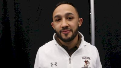 Darian Cruz Has Been Essential To The Lightweight Success At Lehigh