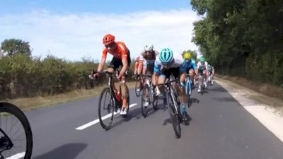 The First Hour Of The Tour de France Is Hell