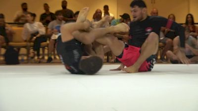 Gianni Grippo Rips A Heel Hook In Emerald City Opening Round