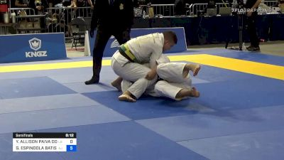 Gustavo Batistas Clinical Armbar From Top