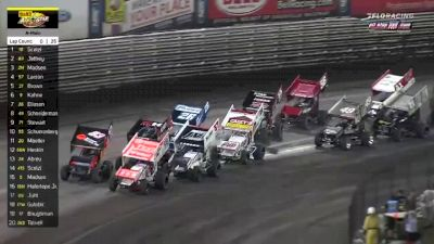 Highlights | All Stars at Knoxville Raceway