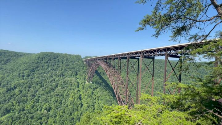 Where The Heck Is Chet? New River Gorge!