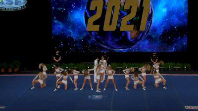 Louisiana Cheer Force - Gold [2021 L6 Senior XSmall Coed Finals] 2021 The Cheerleading Worlds