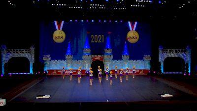 Waukee High School [2021 Small Varsity Pom Finals] 2021 UDA National Dance Team Championship