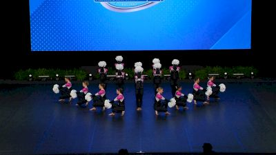 ORDTTA - Juniors [2021 Junior - Pom Finals] 2021 UDA National Dance Team Championship