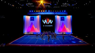 Luxe Cheer - Throne 5 [2021 L5 Senior - Small Finals] 2021 The D2 Summit