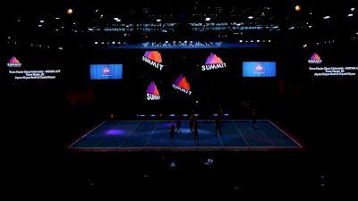 Terre Haute Cheer University - SISTER ACT [2021 L3 Senior - Medium Finals] 2021 The D2 Summit