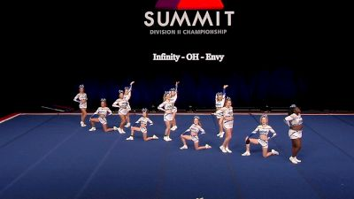 Infinity - OH - Envy [2021 L4.2 Senior - Small Finals] 2021 The D2 Summit