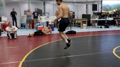 How Many Double Jump Ropes Can Mason Parris Do?