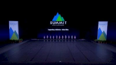 Legendary Athletics - Mini Elite [2021 Mini Hip Hop - Small Semis] 2021 The Dance Summit