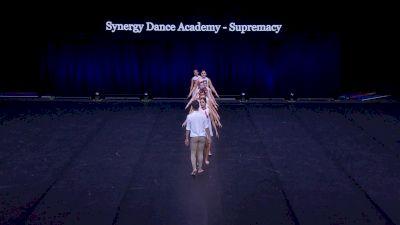 Synergy Dance Academy - Supremacy [2021 Junior Coed Contemporary / Lyrical Semis] 2021 The Dance Summit