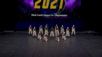 Next Level Dance Co - Supremacy [2021 Open Coed Elite Hip Hop Finals] 2021 The Dance Worlds