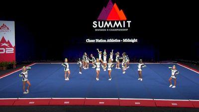 Cheer Nation Athletics - Midnight [2021 L4 Junior - Small Semis] 2021 The D2 Summit