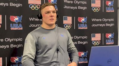 Wyatt Hendrickson: 2021 UWW Junior National Champion (MFS 125 kg)