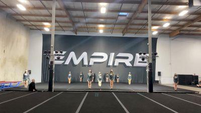 Empire Athletics - Junior Empresses [L2 Junior - Non-Building] 2021 PacWest Virtual Championship