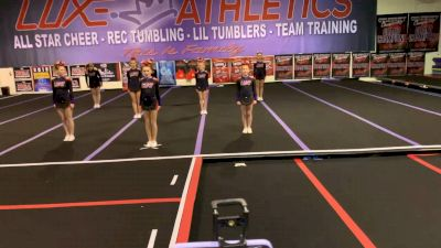Luxe Cheer - Queens [L2.1 Junior - PREP] 2021 NCA All-Star Virtual National Championship