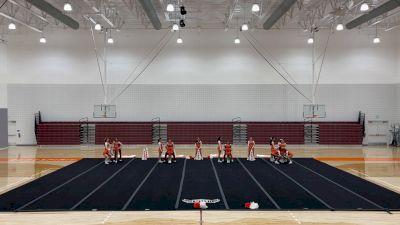 Ottawa University Arizona [College - College Situational Sideline/Crowdleading Cheer] 2021 USA Virtual West Coast Spirit Championships