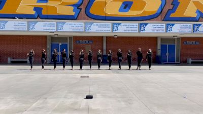 Fountain Valley High School [Jazz Varsity - Medium] 2021 USA Virtual West Coast Dance Championships