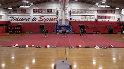 Syosset High School [Virtual Small Varsity Coed Semi Finals] 2021 UCA National High School Cheerleading Championship