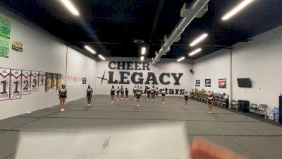 Cheer Legacy Allstars - Crowns [L1 Junior - D2 - Small] 2021 Mid Atlantic Virtual Championship
