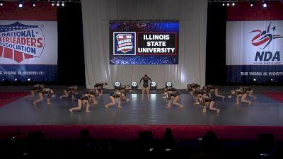 Illinois State Competitive Dance [2021 Jazz Division I Finals] 2021 NCA & NDA Collegiate Cheer & Dance Championship