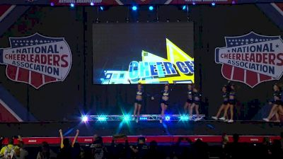 Cheer Central Suns Fusion [2020 L2 Small Senior Day 2] 2020 NCA All-Star Nationals