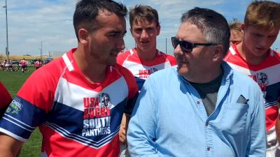 USA South Panthers Bloodied But Unbowed