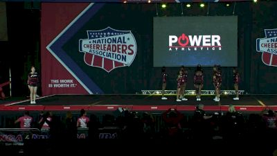 Power Athletics Surge [2020 L4 Small Junior Day 1] 2020 NCA All-Star Nationals