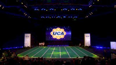 Cardinal Spellman High School [2020 Junior Varsity Non Tumbling Game Day Finals] 2020 UCA National High School Cheerleading Championship