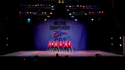 Fort Walton Beach High School Stars [2019 Large Varsity Hip Hop Finals] 2019 NDA High School Nationals