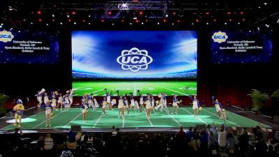University of Delaware [2020 Open Coed Game Day Finals] 2020 UCA & UDA College Nationals