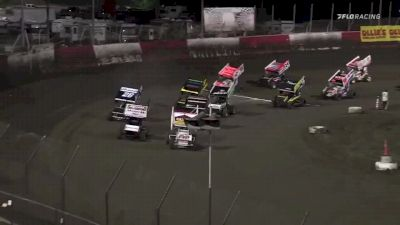Flashback: 2020 All Stars at East Bay Night #1 Feature Replay