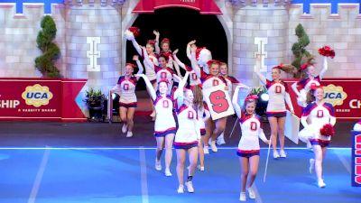 Oakland High School [2020 Medium Varsity Division I Finals] 2020 UCA National High School Cheerleading Championship