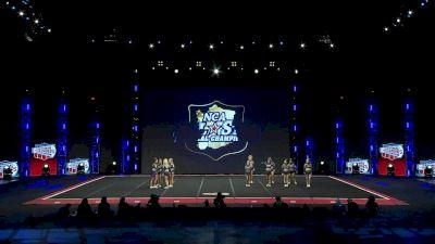 Island Allstars - 5nipers [2020 L6 XS Senior Day 1] 2020 NCA All-Star Nationals