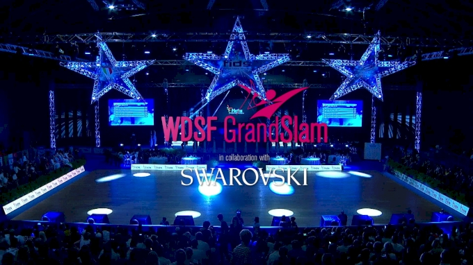 WDSF GrandSlam Rimini STD Preview