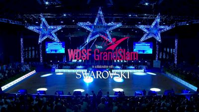 2019 WDSF GrandSlam Rimini Standard Preview
