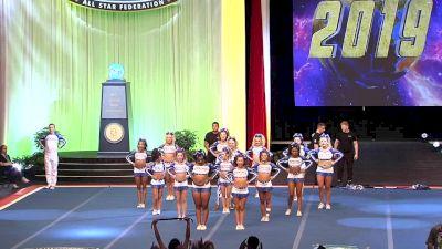 Twist & Shout - Tulsa - Diamonds [2019 L5 Senior X-Small Coed Finals] 2019 The Cheerleading Worlds