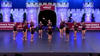 University of Wisconsin [2019 Division IA Jazz Semis] UCA & UDA College Cheerleading and Dance Team National Championship