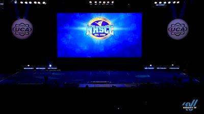Springboro High School [2019 Large Varsity Non Building Finals] 2019 UCA National High School Cheerleading Championship