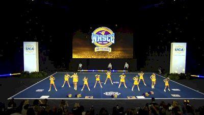 Somerset Meece Middle School [2020 Junior High Non Tumbling Finals] 2020 UCA National High School Cheerleading Championship