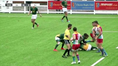 Blitzboks Off To A Fast Start At AFI 7s