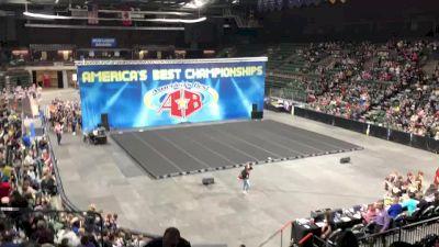 Stuntz Academy - T.N.T. [Level 3 Junior Small D2] 2020 The U.S. Finals Virtual Championship