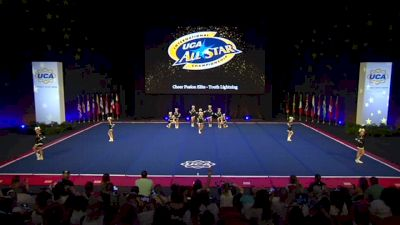 Cheer Fusion Elite - Youth Lightning [Level 1 Youth Small D2] 2020 The U.S. Finals Virtual Championship