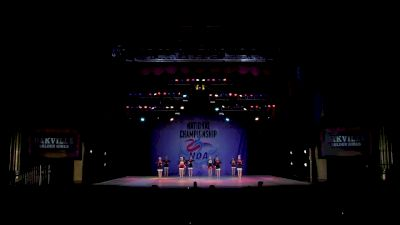 Oakville Golden Girls [2019 Small Varsity Pom Finals] 2019 NDA High School Nationals