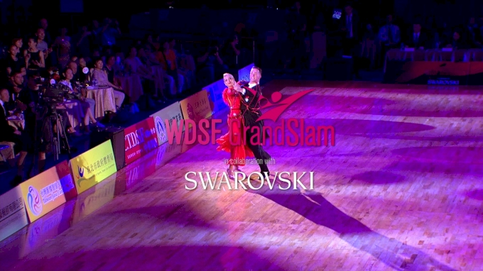 Teaser - WDSF GrandSlam Standard Taipei