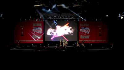 Express Stingers Hornets [2019 L4 Small Senior Coed D2 Day 2] 2019 NCA All Star National Championship